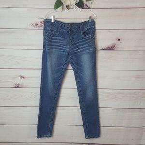 Wallflower   Distressed Jeans Size 13 Jr's